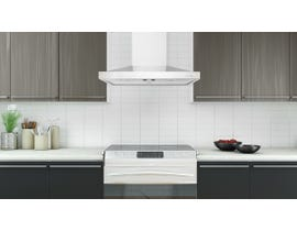 "Venmar 30"" Chef Slim 500CFM Range Hood in Stainless Steel VCS50036SS"