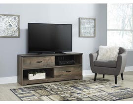 Signature Design by Ashley Trinell Series 60 inch TV Stand in Brown W446-468