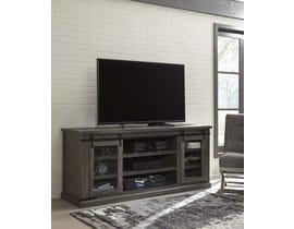 Signature Design by Ashley Danell Ridge Series Extra Large TV Stand in Brown W556-68