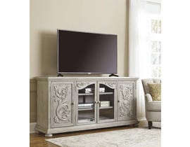 Signature Design by Ashley Marleny Series Extra Large TV Stand in Gray W644-60