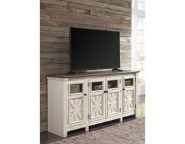 Signature Design by Ashley Extra Large TV Stand in Two-tone W647-60