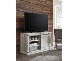 Signature Design by Ashley Carynhurst Series 50 inch TV Stand in Whitewash W755-28