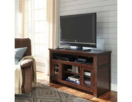 Signature Design by Ashley Harpan Series 50 inch TV Stand in Reddish Brown W797-28