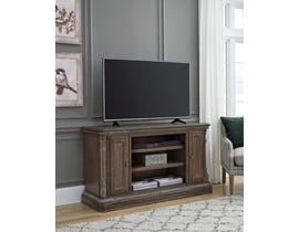 Signature Design by Ashley Chardmond Series Large TV Stand w/Fireplace Option W803-48