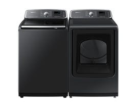 Samsung Laundry Pair 6.0 cu. ft. Washer WA52T7650AV & 7.4 cu. ft. Electric Dryer DVE52T7650V