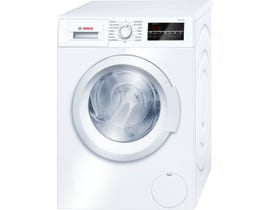 Bosch 24 Inch 2.2 Cu. Ft. High Efficiency Compact Washer 300 Series in White WAT28400UC