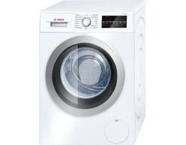 Bosch 24 inch 2.2 Cu. Ft. High Efficiency Compact Washer 500 Series White/Silver WAT28401UC