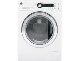 GE Appliances 2.6. Cu.ft. High Efficiency Front Load Washer WCVH4800KWW