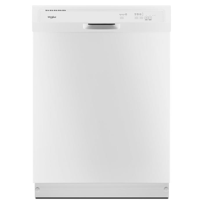 Whirlpool 24 Inch Built-In Dishwasher in White WDF330PAHW