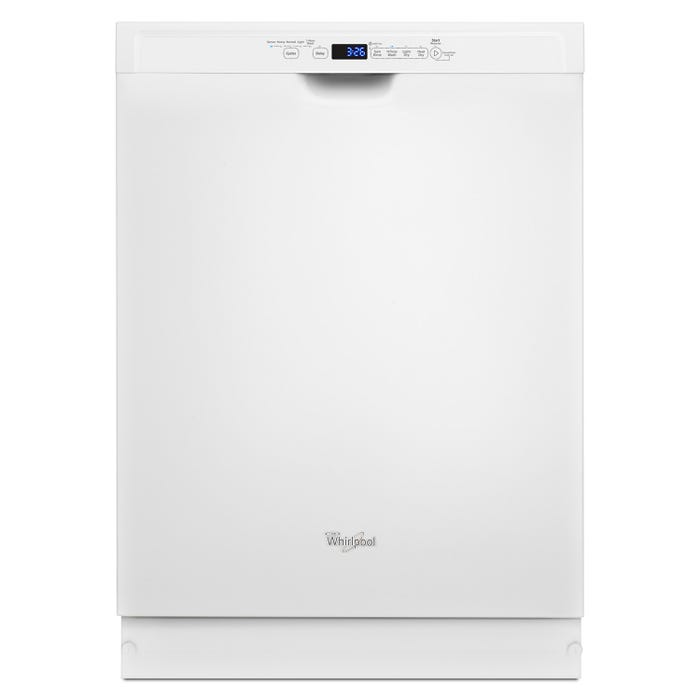 Whirlpool 24 Inch Built-In Dishwasher in White WDF560SAFW