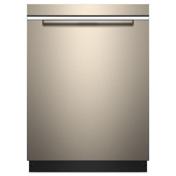 Whirlpool 24 Inch Tall Tub Pocket Handle Dishwasher in Sunset Bronze WDTA50SAHN