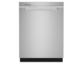 Whirlpool 24 inch 47 dB Built-In Dishwasher in Stainless Steel WDTA50SAKZ