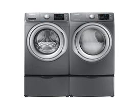 Samsung Laundry Pair 4.8 cu. ft. Washer WF42H5200AP & 7.5 cu. ft. Electric Dryer DV42H5200EP