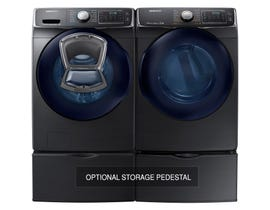 Samsung Front Load Laundry Pair with 5.2 cu.ft. Washer WF45K6500AV and 7.5 cu.ft. Electric Dryer DV45K6500EV
