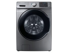 Samsung 5.2 cu.ft. Front Load Steam Washer in Platinum WF45M5500AP