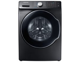 Samsung 27 inch 5.2 cu. ft. High Efficiency SuperSpeed Front Load Steam Washer in Inox WF45N6300AV