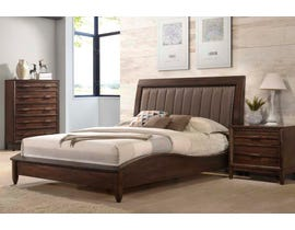 New Classic Home Furnishings Windsong 5 Piece Queen Bed Set B856