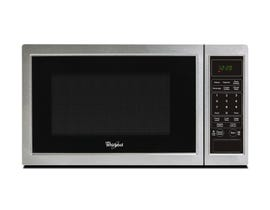 Whirlpool 19 inch 0.9 Cu.ft. Countertop Microwave in Stainless Steel WMC11009AS