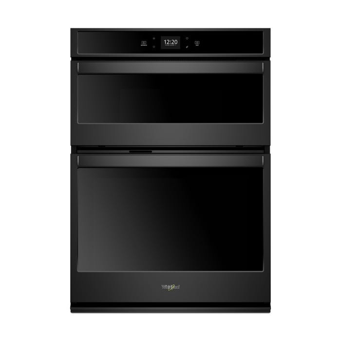 Whirlpool 6.4 cu.ft. Smart Combination Wall Oven with Touchscreen WOC54EC0HB