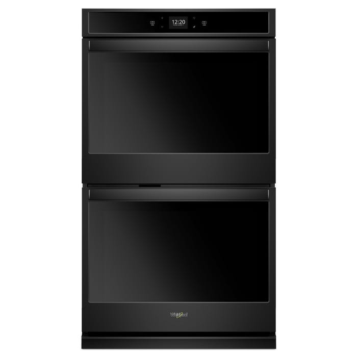 Whirlpool 10.0 cu.ft. Smart Double Wall Oven with Touchscreen WOD51EC0HB