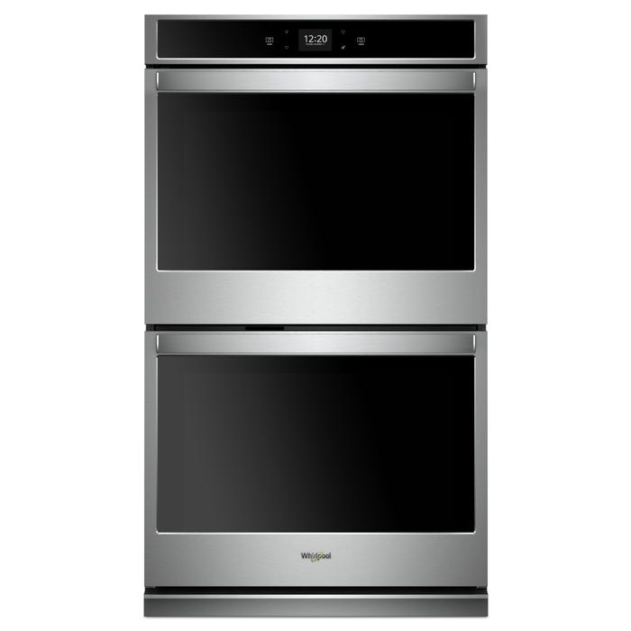 Whirlpool 10.0 cu.ft. Smart Double Wall Oven with Touchscreen WOD51EC0HS