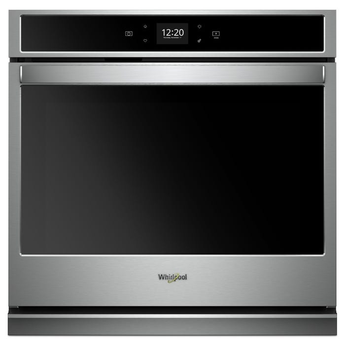Whirlpool 5.0 cu.ft. Smart Single Wall Oven with Touchscreen WOS51EC0HS