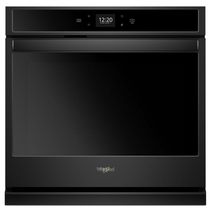 Whirlpool 4.3 cu.ft. Smart Single Wall Oven with Touchscreen WOS51EC7HB