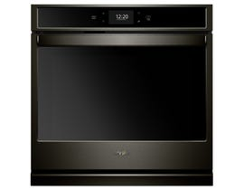 Whirlpool 30 inch 5.0 cu. ft. Smart Single Wall Oven with True Convection in Stainless Steel WOS72EC0HV