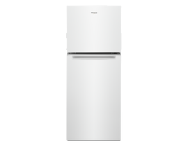 "Whirlpool 24"" 11.6 cu. ft. Top-Freezer Refrigerator in White WRT312CZJW"