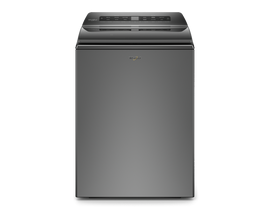 Whirlpool 5.4 cu. ft. Top Load Washer with Pretreat Station in Chrome Shadow WTW5105HC