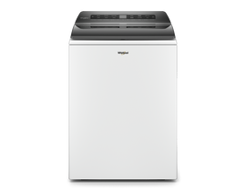 Whirlpool 5.4 cu. ft. Top Load Washer with Pretreat Station in White WTW5105HW