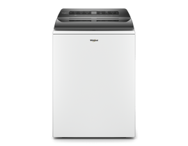 Whirlpool 5.5 cu. ft. Smart Top Load Washer in White WTW6120HW