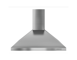 Whirlpool30 inch 300 CFM Wall Mount Range Hood in Stainless Steel WVW7330JS