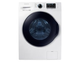 Samsung 24 inch 2.2 cu.ft front load washer in white WW22K6800AW