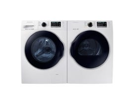Samsung Laundry Pair 2.2 cu. ft. Washer WW22K6800AW & 4.0 cu. ft. Electric Dryer DV22K6800EW