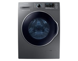 "Samsung 24"" 2.6 cu. ft. Wide Front Load Washer in Grey WW22K6800AX"