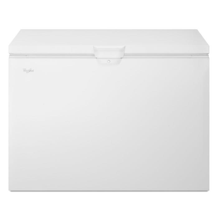 Whirlpool 47 3/8 inch 15 cu.ft. chest freezer WZC3115DW