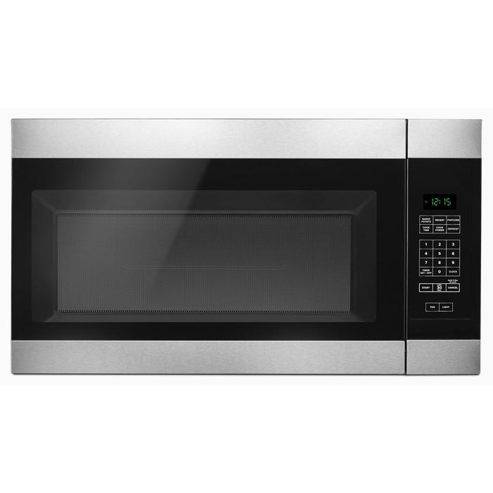 Amana 30 inch 1.6 cu. ft. Over-The-Range Microwave in stainless steel YAMV2307PFS