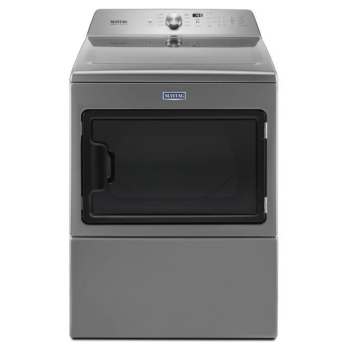 Maytag Dryer 7.4 cu.ft. electric with intellidry sensor in Metallic Slate YMEDB765FC