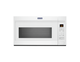 Maytag 1.9 cu. ft. Over-the-Range Microwave with Dual Crisp in White YMMV4207JW