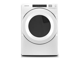 Amana 27 inch 7.4 cu. ft. Front Load Electric Dryer YNED5800HW