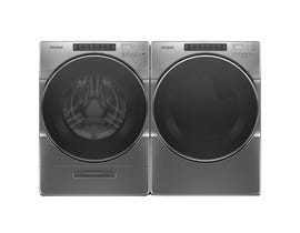 Whirlpool Laundry Pair 5.2 cu. ft. Washer WFW6620HC & 7.4 cu. ft. Electric Dryer YWED6620HC