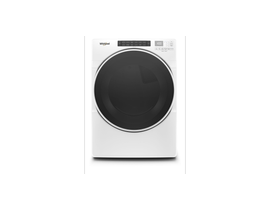 Whirlpool 27 Inch 7.4 Cu.Ft Front Load Electric Dryer in White YWED6620HW