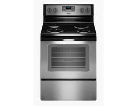 Whirlpool 4.8 cu.ft. Freestanding Electric Range with AccuBake System YWFC310S0ES
