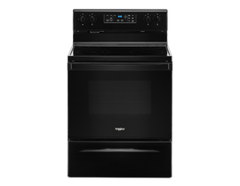 "Whirlpool 30"" 5.3 cu. ft. Electric Range in Black YWFE515S0JB"