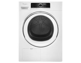 Whirlpool 24 Inch 4.3 cu.ft. True Ventless Heat Pump Compact Dryer YWHD5090GW white
