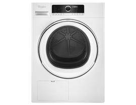 Whirlpool 24 Inch 4.3 cu.ft. True Ventless Heat Pump Compact Dryer YWHD5090GW white