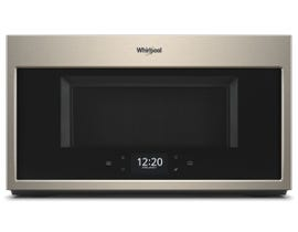 Whirlpool 30 inch 1.9 cu. ft. Smart Over the Range Microwave YWMHA9019HN