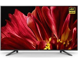 """Sony 75"""" 4K UHD TV with HDR Smart TV XBR75Z9F"""