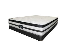Sleep In Zoey II Euro Top Pocket Coil Medium Firm Queen Mattress